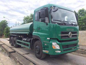 xe phun nước rửa đường tưới cây 12,5 khối Dongfeng