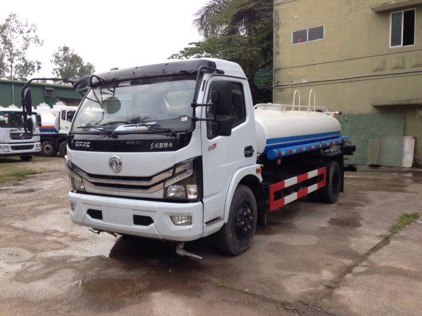 xe phun nước rửa đường tưới cây 5m3