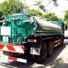 xe phun nước rửa đường tưới cây howo 17 khối nhập khẩu