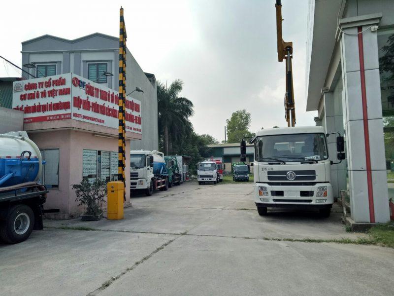công ty TNHH ô tô Đông Phong Việt Nam