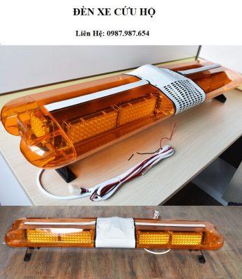 hình ảnh thực tế đèn xe cứu hộ giao thông
